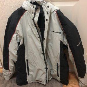 FreeCountry Winter Jacket Reversible